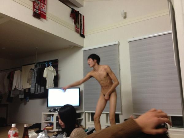【裸】ノンケのバカ騒ぎ写真53【露出】 [転載禁止]©bbspink.comYouTube動画>9本 dailymotion>1本 ->画像>491枚